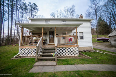 Susquehanna County Single Family Home For Sale: 414 Jackson Ave