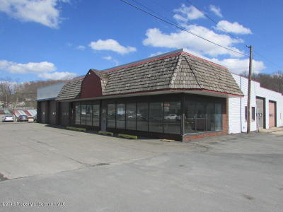 Susquehanna County Commercial For Sale: 524 Grow Avenue
