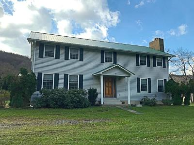 Susquehanna County Single Family Home For Sale: 125 Harford Rd