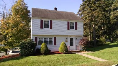 Clarks Summit Single Family Home For Sale: 812 Ash St