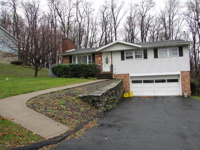 Clarks Summit Single Family Home For Sale: 500 Maple Avenue