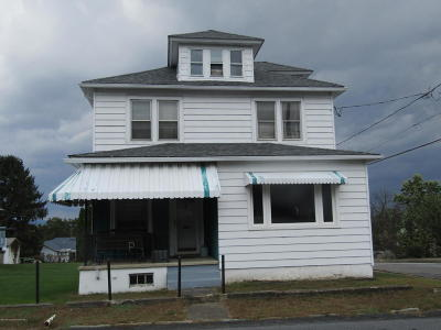Luzerne County Single Family Home For Sale: 200 Simpson