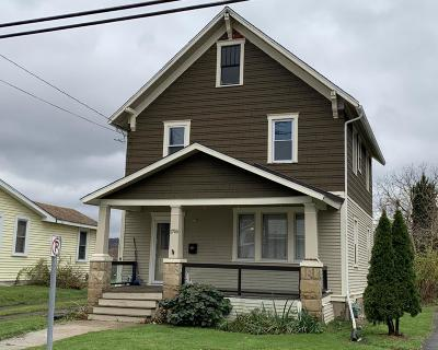 Scranton Single Family Home For Sale: 1716 Ash St