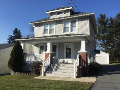 Clarks Summit Single Family Home For Sale: 117 Sumner Ave