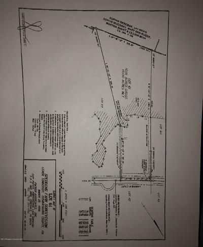 Susquehanna County Residential Lots & Land For Sale: 10 Overlook Rd