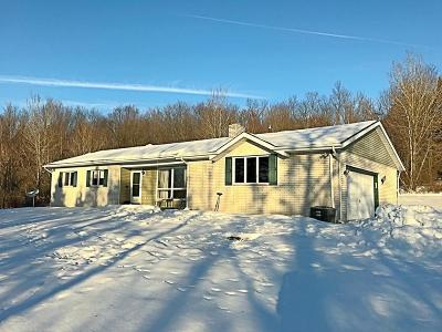 Susquehanna County Single Family Home For Sale: 639 E Mountain Rd