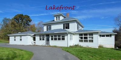 Susquehanna County Single Family Home For Sale: 570 Lewis Lake Rd