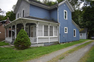 Susquehanna County Single Family Home For Sale: 547 Erie Ave