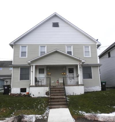Susquehanna County Multi Family Home For Sale: 405-407 Hudson St