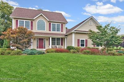 Lackawanna County Single Family Home For Sale: 114 Stonefield Dr