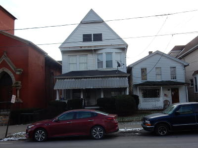 Lackawanna County Multi Family Home For Sale: 217 S Main Ave