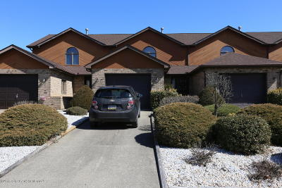 Luzerne County Condo/Townhouse For Sale: 111 Countrywood Drive
