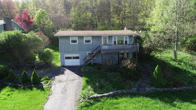 Tunkhannock Single Family Home For Sale: 13 Lakeview Dr