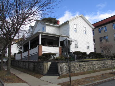 Scranton Single Family Home For Sale: 502 Prescott Ave