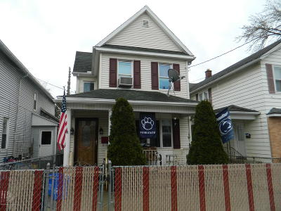 Lackawanna County Single Family Home For Sale: 327 14th St