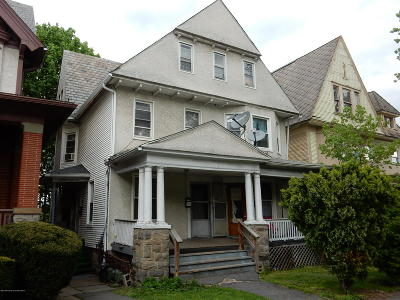 Scranton Multi Family Home For Sale: 807 Monroe Ave