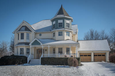 Clarks Summit Single Family Home For Sale: 104 Fairway Dr