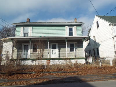 Lackawanna County Multi Family Home For Sale