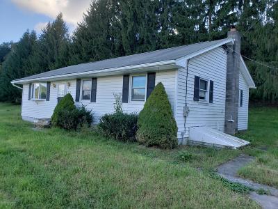 Susquehanna County Single Family Home For Sale: 2131 Harford Rd