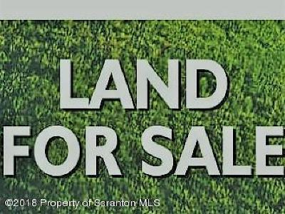 Lackawanna County Residential Lots & Land For Sale: Clover Street