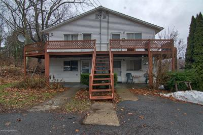 Tunkhannock PA Multi Family Home For Sale: $299,900