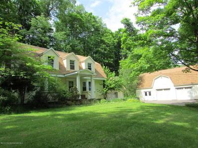 Susquehanna County Single Family Home For Sale: 109 Cruser Street