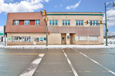 Lackawanna County Commercial For Sale: 101-105 W Lackawanna Ave