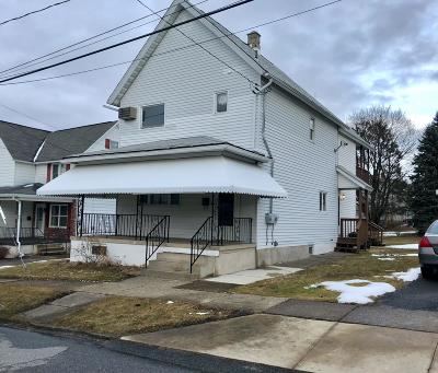 Lackawanna County Single Family Home For Sale: 233 S Apple St