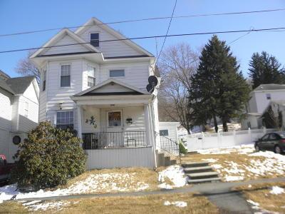 Lackawanna County Multi Family Home For Sale: 120 Birkett St