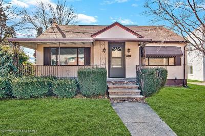 Lackawanna County Single Family Home For Sale: 204 Smith St