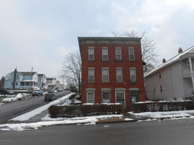 Lackawanna County Multi Family Home For Sale: 701 Prospect Ave