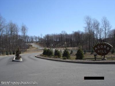 Lackawanna County Residential Lots & Land For Sale: Lot 31 Black Walnut Drive