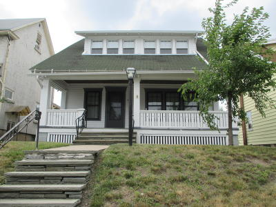 Lackawanna County Single Family Home For Sale: 831 N Lincoln Ave