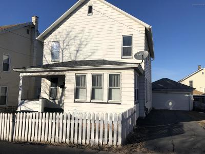 Lackawanna County Single Family Home For Sale: 30 Clark Ave