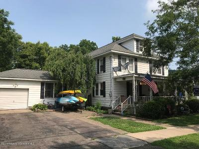 Wyoming County Single Family Home For Sale: 77 Franklin Ave
