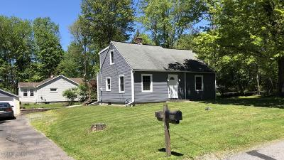 Dalton PA Single Family Home For Sale: $154,500
