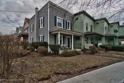 Lackawanna County Single Family Home For Sale: 2018 Boulevard Ave