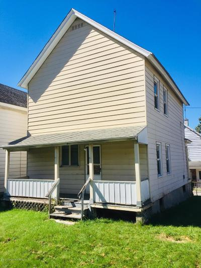 Lackawanna County Single Family Home For Sale: 1369 Rear Adams Ave