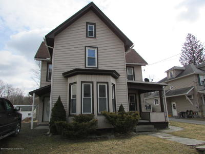 Susquehanna County Single Family Home For Sale: 242 Westfall Avenue