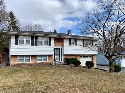 Lackawanna County Single Family Home For Sale: 113 Daystrom Ave