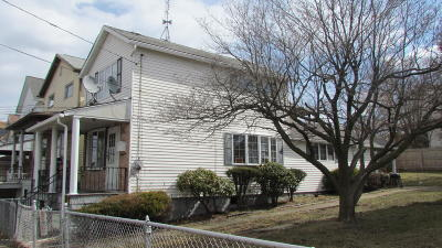 Luzerne County Single Family Home For Sale: 29 N Hancock St