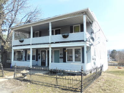 Lackawanna County Multi Family Home For Sale: 942 N Main Ave