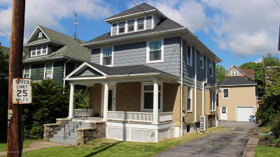 Lackawanna County Single Family Home For Sale: 1729 Wyoming Ave