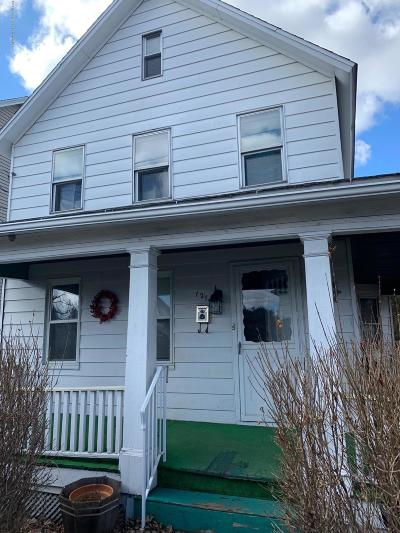 Lackawanna County Single Family Home For Sale: 121 Harriet Street