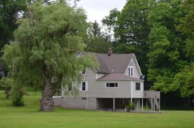 Lackawanna County Single Family Home For Sale: 424 S Turnpike Rd