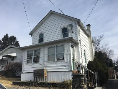 Lackawanna County Single Family Home For Auction: 1213 Franklin St