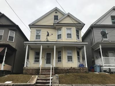 Lackawanna County Single Family Home For Sale: 1804 Dickson Ave