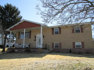 Lackawanna County Single Family Home For Sale: 98 W School St