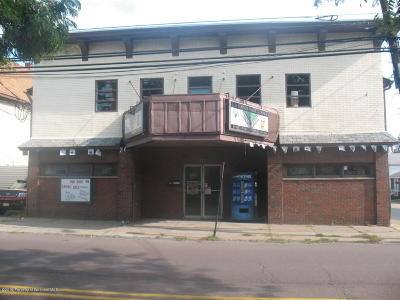 Luzerne County Commercial For Sale: 317 Main St