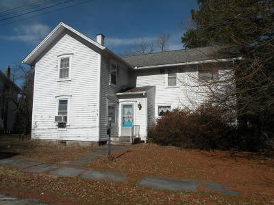 Bradford County Single Family Home For Sale: 19 Canal St